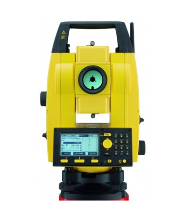 Leica Builder 500 5 Second Reflectorless Total Station LEI772736