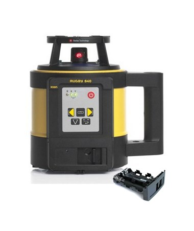 Leica Rugby 840 Rotary Laser Level 790398