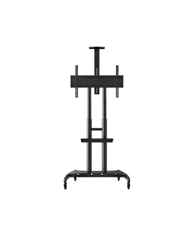 Luxor Adjustable Height Large Capacity LCD TV Stand LUXFP4000