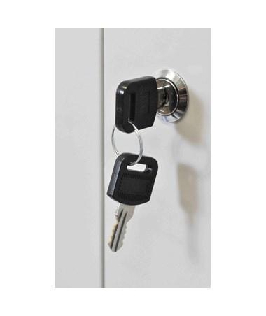 Luxor Tablet USB Charging Box Keys LLTMWUSB