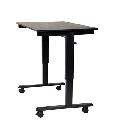 Luxor Crank Adjustable Stand Up Desk LUXSTANDCF