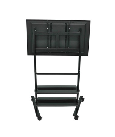 Luxor Universal LCD TV Stand with Two Shelves WFP200-B