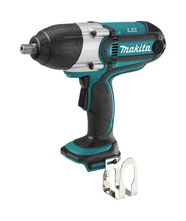 "Makita BTW450Z 18V LXT Lithium-Ion Cordless 1/2"" High Torque Impact Wrench (Tool Only) MAKBTW450Z"