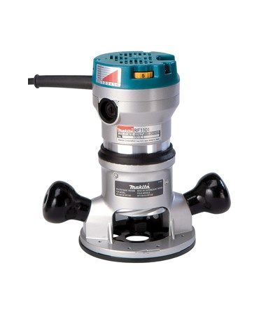 Makita RF1101 Series 2-1/4 HP  Router 8,000-24,000 RPM, Variable Speed MAKRF1101-