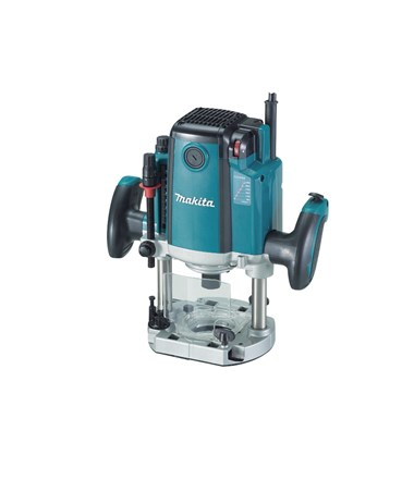 Makita RP2301FC 3-1/4 HP  Plunge Router with Electric Brake, Var. Speed, L.E.D. Lights MAKRP2301FC