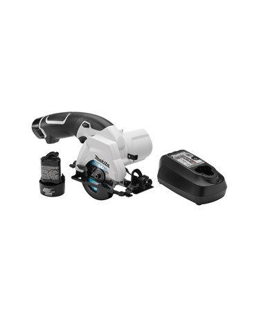 "Makita SH01W 12V Max Lithium-Ion Cordless 3-3/8"" Circular Saw Kit MAKSH01W"