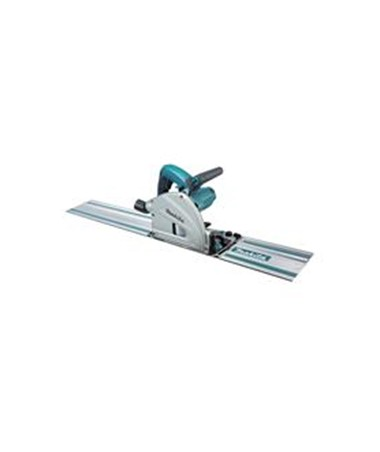 "Makita SP6000K1 6-1/2"" Plunge Circular Saw with 55"" Guide Rail SP6000K1"