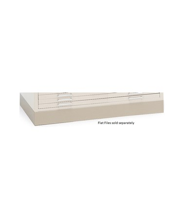 Mayline Flush Base For Museum and Interlocking Files MAY7769W-