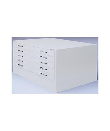 Mayline C-File Flush Base