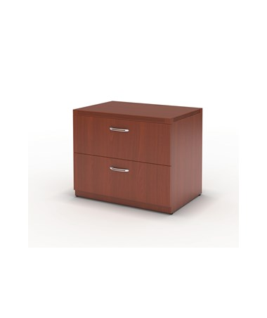 "Aberdeen Series 30"" Freestanding Lateral File Cherry Tf Laminate MAYAFLF30LCR"