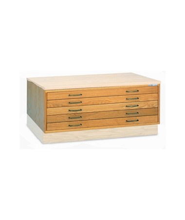 Mayline Wood File Drawer Unit Only