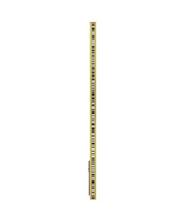 Nedo LumiScale Self-Illuminating Leveling Rod NED34022X-185