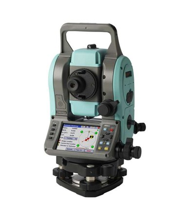 Nikon Nivo 3C 3 Second Reflectorless Total Station HNA30300