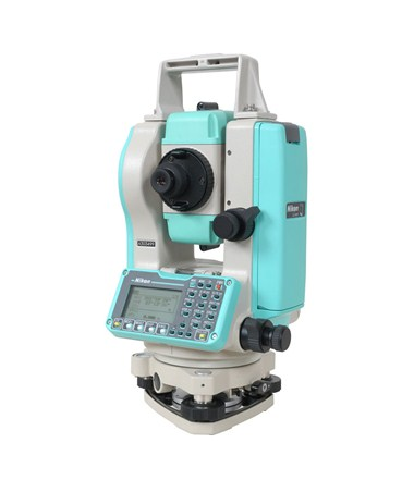 Nikon NPL 322 2 Second Reflectorless Total Station HQA46500