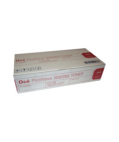 Plotwave 300/350 Toner (2x400gr) OCE1070066394