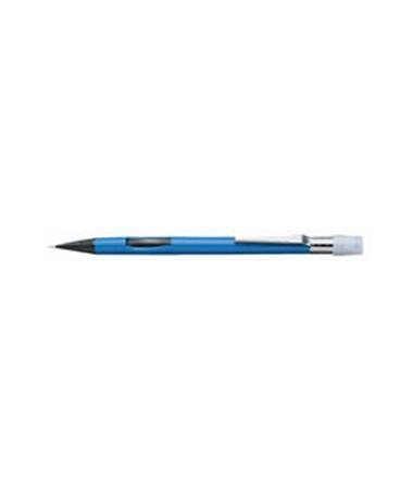 PENTEL CLICKER PENCIL BLUE PD345-C