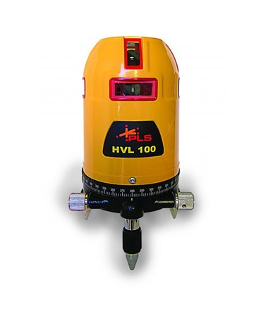 PLS HVL100 Line Laser 360 Degree Horizontal and  Vertical  Lines 60560