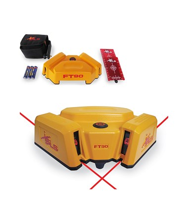 Pacific Laser Systems FT90 Floor Line Laser Level 60567