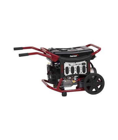 Powermate Wx 8000W Portable Generator Electric Start PM0148000