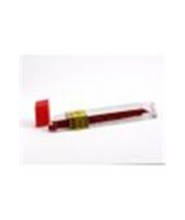 PENTEL 0.7MM LEAD - RED 12 EA PPR-7