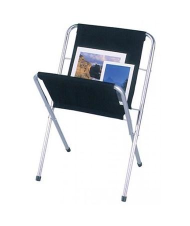"Testrite Canvas Print Racks Aluminum 38"" h x 24""w PR38"