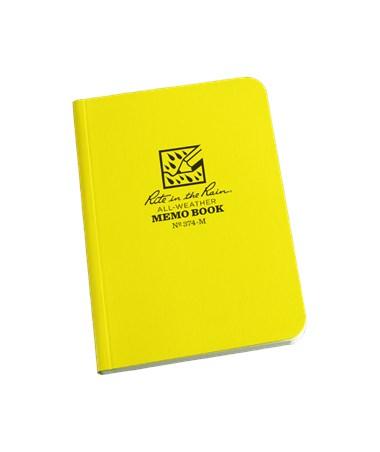 Rite in the Rain 374-M Pocket Memo Book