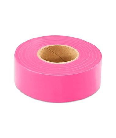 SMI-Carr Fluorescent Pink Flagging Tape, 150 Feet SACFTFP