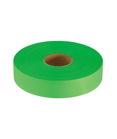 SMI-Carr Green Flagging Tape, 300 Feet SACFTSG