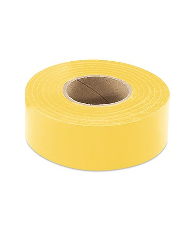 SMI-Carr Yellow Flagging Tape, 300 Feet SACFTSY
