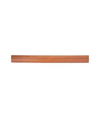 Safco Square-Edge Veneer Bookcase 36-Inch Wide Trim Kit SAF1584CY