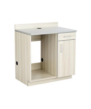 Safco Hospitality Appliance Base Cabinet, Vanilla Stix 1705VS