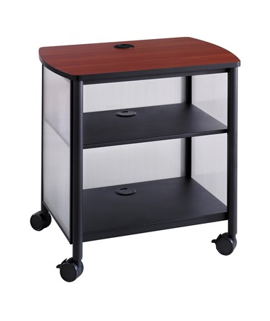 SAFCO1857GR-Impromptu® Machine Stand Gray SAF1857GR