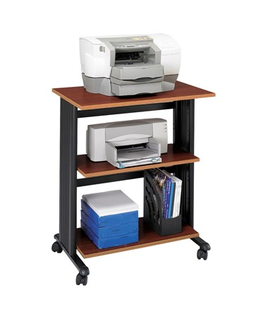 SAFCO1881-Muv™ Three Level Adjustable Printer Stand SAF1881