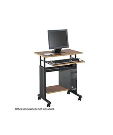 SAFCO1925-Muv 28&amp;quot; Adjustable Height Workstation SAF1925