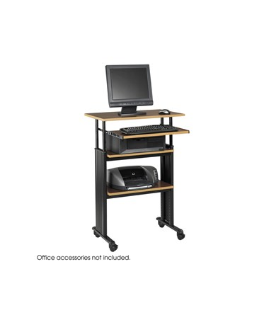 SAFCO1929-Muv™ Stand-up Adjustable Height Workstation SAF1929
