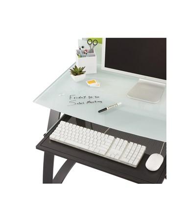 SAFCO1940BL-Xpressions™ Keyboard Tray Black SAF1940BL