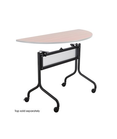 SAFCO2030SL-Base for 48W Impromptu® Table Silver SAF2030SL