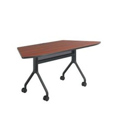 SAFCO2037-Rumba™ 72 x 30 Trapezoid Table SAF2037