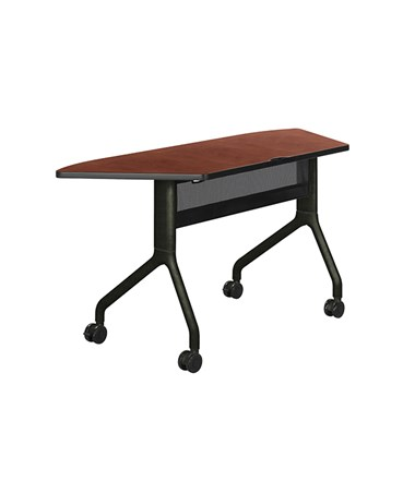 SAFCO2040-Rumba™ 60 x 24 Trapezoid Table SAF2040