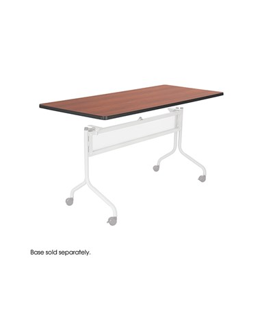 "SAFCO Impromptu® Mobile Training Table Rectangular Top 72""W x 24""D"