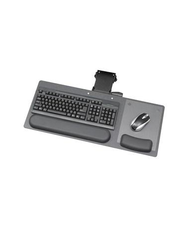 """Safco Ergo-Comfort Articulating 28"""" Keyboard/Mouse Arm SAF2137"""