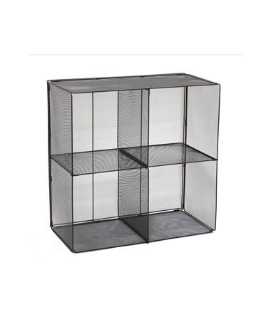 Safco Onyx™ Mesh Cubes SAF2172BL