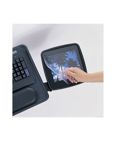 Safco Ergo-Comfort Sit/Stand Articulating Keyboard and Mouse Arm 2196