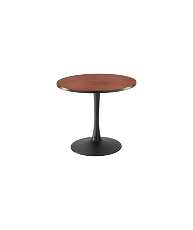 "SAFCO Cha-Cha™ 30"" Round Table, Trumpet Base Sitting Height SAF2475"