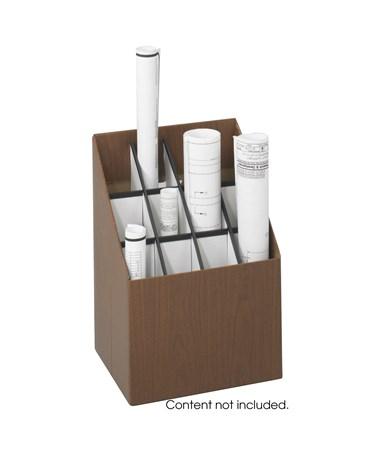 Safco Upright Fiberboard Roll File SAF3079-