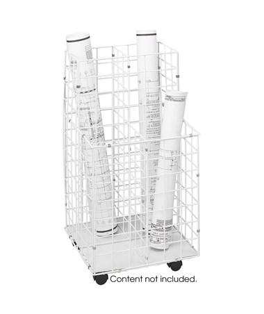 Safco Steel Wire Roll File SAF3084-