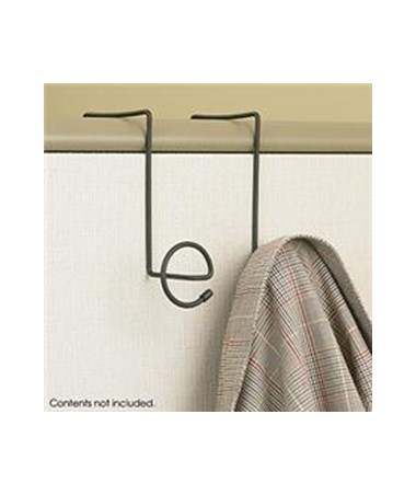 SAFCO4148CH-PanelMate® Coat Hook (Qty.6) Cherry SAF4148CH