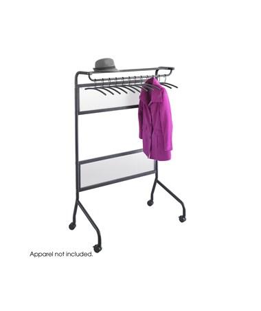 Safco Impromptu Garment Rack SAF4601BL-