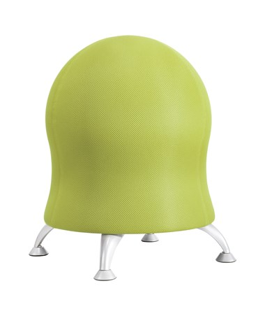 Safco Zenergy Ball Chair, Grass