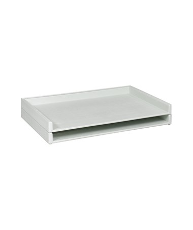 Safco Giant Stack Tray (Qty. 2) SAF4897-